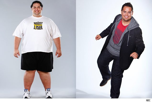 Mike Ventrella Biggest Loser