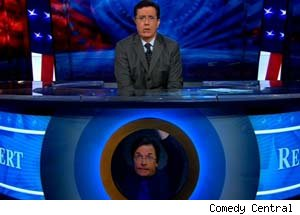 Stephen Colbert Michael J. Fox