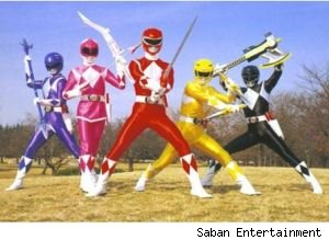 Haim Saban re-acquires the 'Power Rangers' and moves them to Nickelodeon