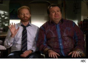 A Big Baby on 'Modern Family'