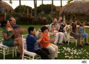 Renewing Vows on 'Modern Family'