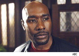 Morris Chestnut Talks 'V'