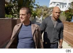 A new episode of 'NCIS:LA' airs at 9PM on CBS