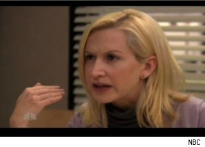 Angela, Dwight's Sexy Contract on 'The Office'