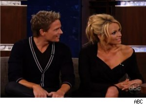 Pam Anderson Talks 'Dancing' Sexual Tension