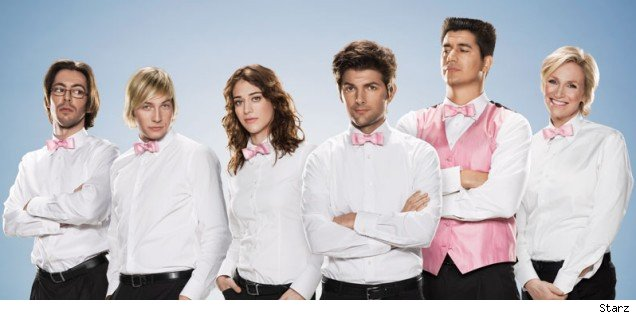 'Party Down' Season 1 Cast
