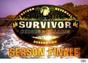 It's season finale time for 'Survivor' - who will win?