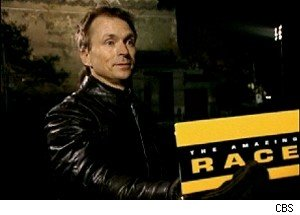 Phil Keoghan hosts 'The Amazing Race'