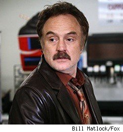 Bradley Whitford as Lt. Dan Stark on