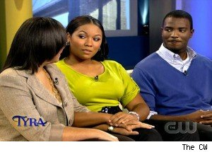 A Threesome on 'The Tyra Show'