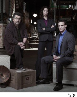 'Warehouse 13' cast