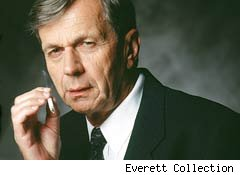 Cigarette Smoking Man on The X Files