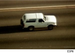 O.J.'s Car Chase on '30 for 30'
