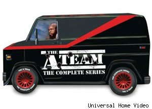 A-Team The Complete Series on DVD