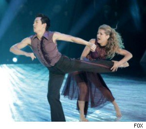 Alex Wong & Allison Holker