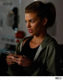 AnnaLynne McCord in Dial*
