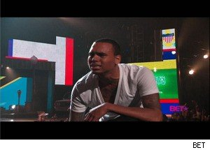 Chris Brown Tries for Redemption at the 'BET Awards 2010'