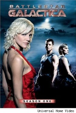 BSG Season one DVD
