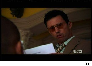 Saving Jesse on 'Burn Notice'