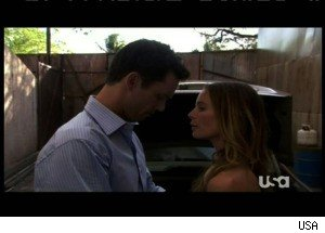 Reunited on 'Burn Notice'