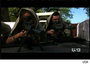 Tricking the Mob on 'Burn Notice'
