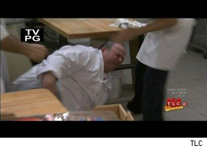 A Heart Attack on 'Cake Boss'?
