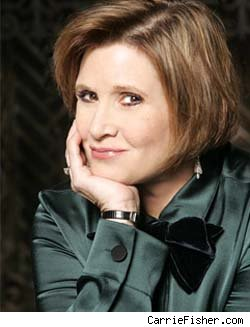 Carrie Fisher brings 'Wishful Drinking' to HBO