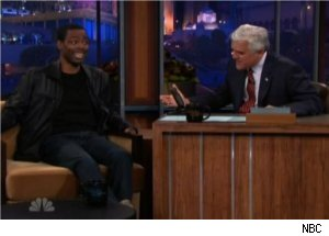 Chris Rock Teases Leno on Conan, Kevin Eubanks