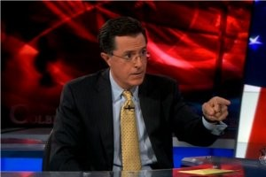 'Colbert Report' Debates Validity of Soccer
