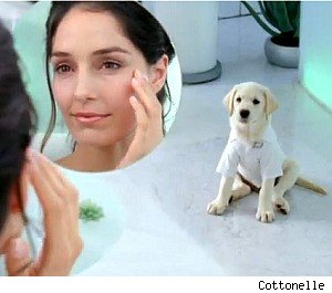 Cottonelle Puppy Commercials