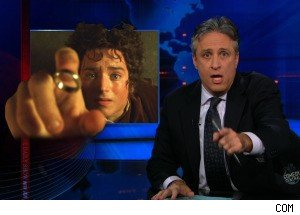Jon Stewart: Obama Is Like Frodo From 'Lord of the Rings'