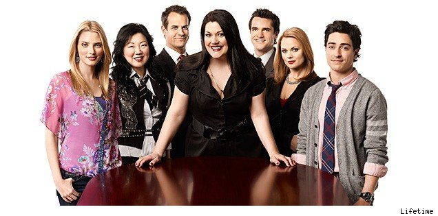 'Drop Dead Diva' cast