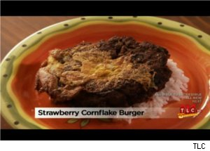Cornflake Burger Is Not 'Inedible to Incredible'