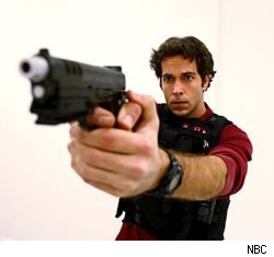Chuck Bartowski of 'Chuck' -- one of 8 TV characters whou should be a father.