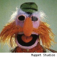 Sgt. Floyd Pepper from Electric Mayhem