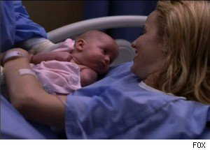 A Child Is Born on 'Glee'