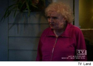 Betty White Stars on 'Hot in Cleveland'