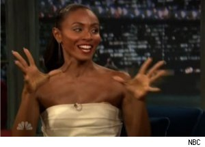 Jada Pinkett Smith Talks 'Invasion' by Michael Vartan