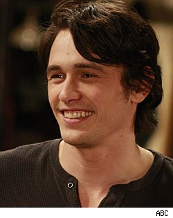 James Franco on 'General Hospital'