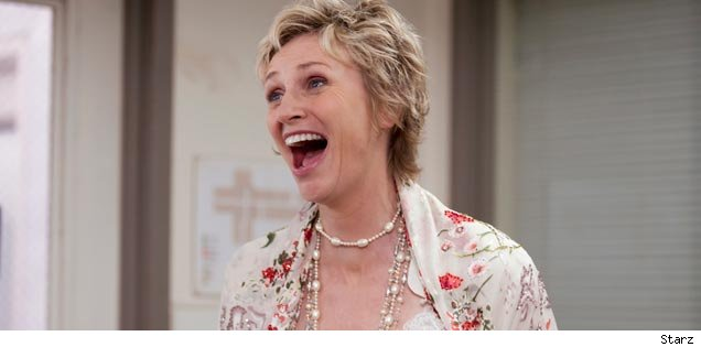 Jane Lynch in Party Down
