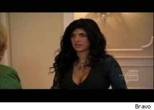 Incredibly Rude on 'The Real Housewives of New Jersey'