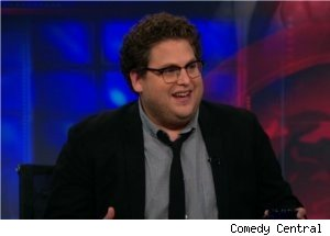 Jonah Hill's Bad Joke on 'Daily Show'