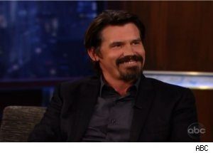 Josh Brolin's Childhood Scars -- from Coyotes