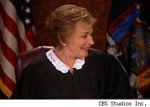 Judge Judy Loses It and Laughs at the Plaintiff