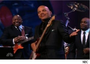 Rickey Minor Debuts as Tonight Show Band Leader