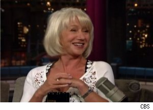 Helen Mirren's Night in a Brothel