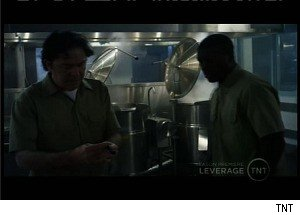 Nates Escapes on 'Leverage'