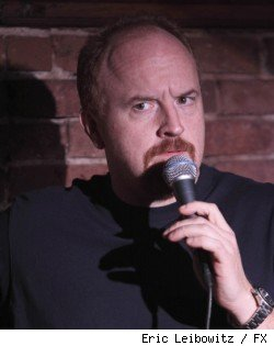 Louis C.K. in 'Louie' on FX