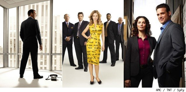 'Mad Men' / 'The Closer' / 'Warehouse 13'