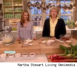 'The Martha Stewart Show' will head a new block of Martha-produced